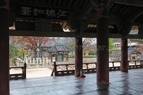 密阳岭南楼(밀양 영남루)