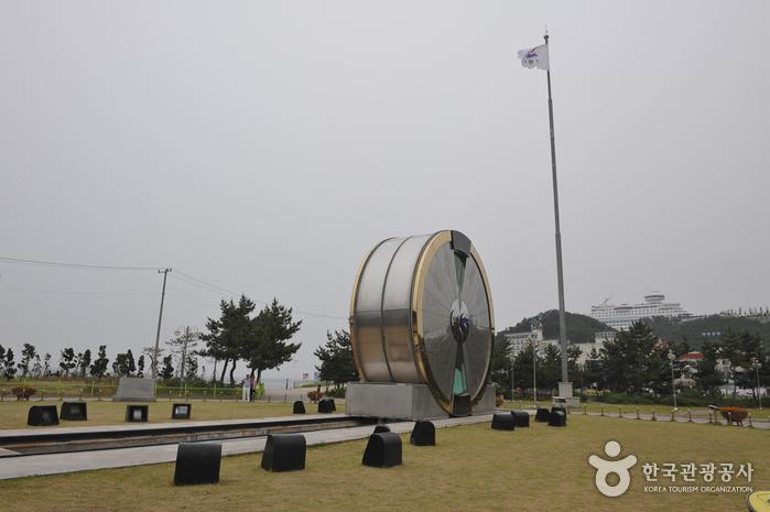 砂時計公園(모래시계공원)
