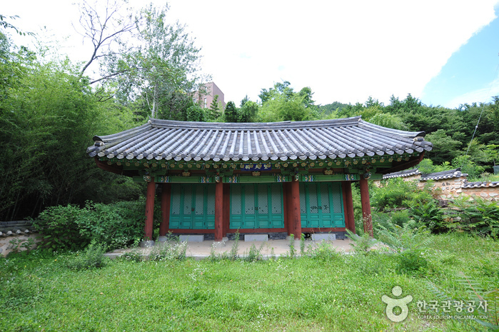 Jeongeupsa Culture Park (정읍사문화공원)