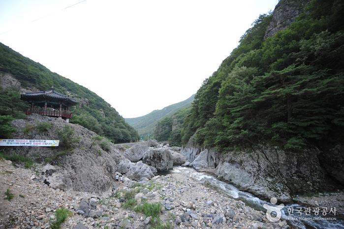 Uniram Baniram Valley (운일암 반일암 계곡)