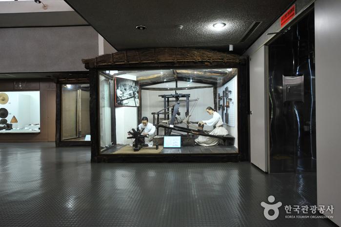Музей фольклора и естественной истории Чечжу (제주도민속자연사박물관)27