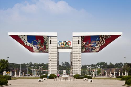 올림픽공원 9경 스탬프투어 사진