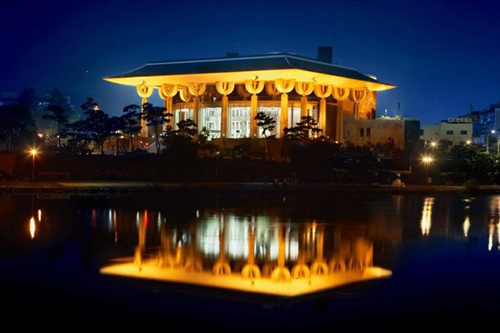 Gyeongnam Culture & Arts Center (경상남도문화예술회관)