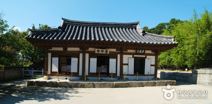 Ojukheon House (오죽헌)