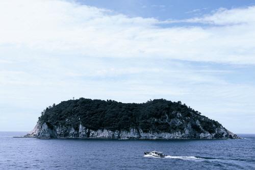 西帰浦海洋道立公園(서귀포해양도립공원)