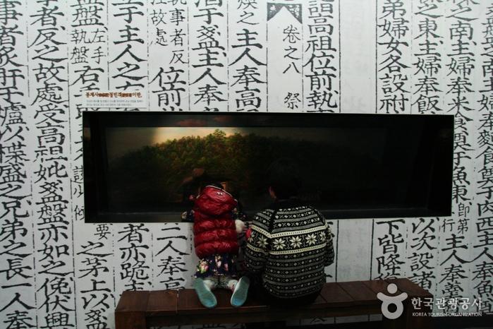 Museo de la Cultura Tradicional de Corea (전통문화콘텐츠박물관)