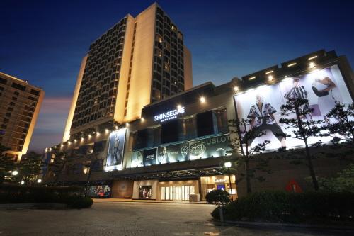 Shinsegae Duty Free (Busan) (신세계면세점 (부산점))