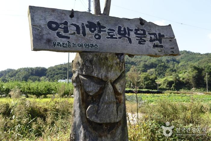 燕岐乡土博物馆(연기향토박물관)