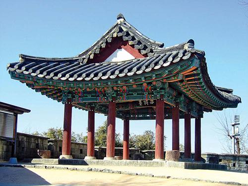 Jinjuseong Fortress (진주성)