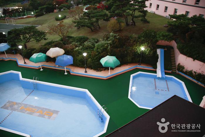 코오롱호텔수영장(실외)