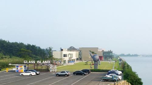 유리섬박물관