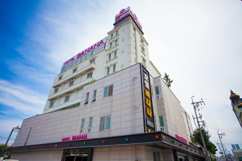 香蕉酒店[韩国观光品质认证/Korea Quality, 优秀住宿设施]<br />바나나호텔[한국관광품질인증/Korea Quality, 구굿스테이]