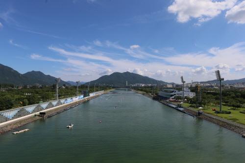 Misari Speedboat Park (미사리 경정공원)