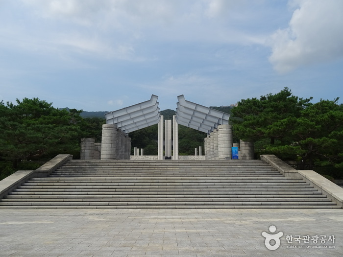 National Cemetery for the April 19th Revolution (국립4.19민주묘지)
