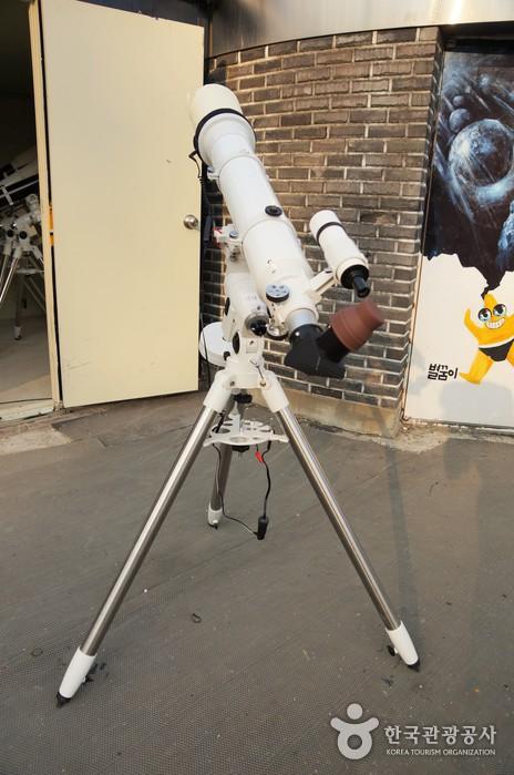Детская обсерватория в Пундане (분당 어린이천문대)4