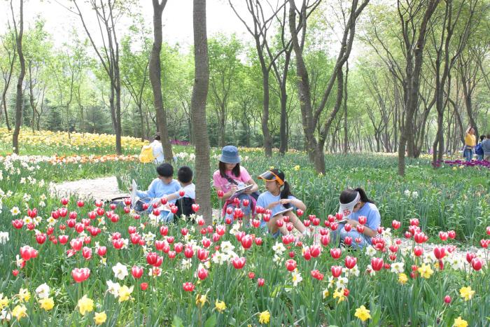 Hantaek Botanical Garden (한택식물원)
