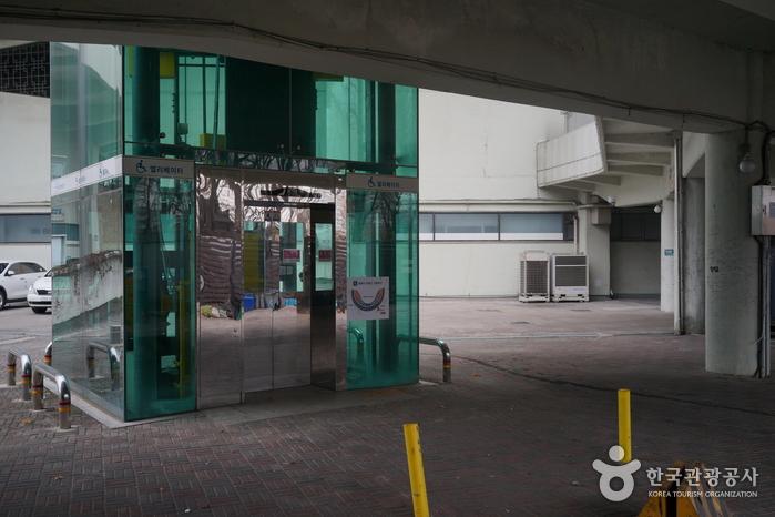 Seoul Sports Complex (Jamsil Sports Complex) (서울종합운동장(잠실종합운동장))