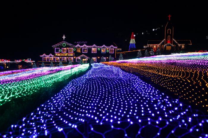 허브아일랜드 불빛동화축제 2018  사진2