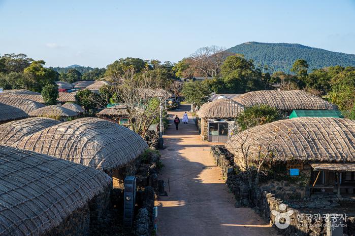 城邑民俗村(성읍민속마을)
