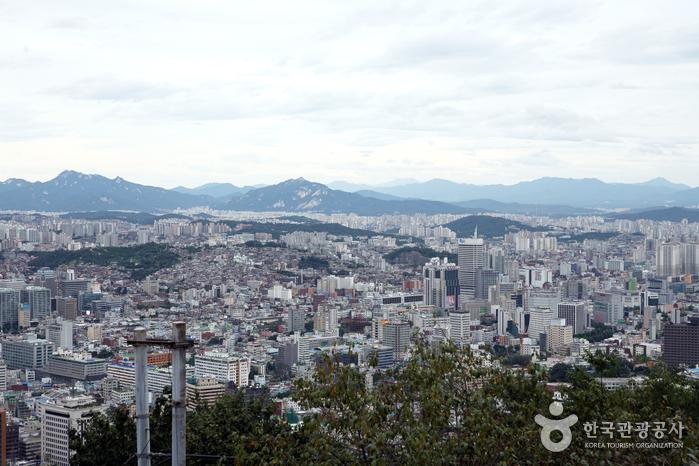 Namsan Park - Seoul (남산공원 (서울))