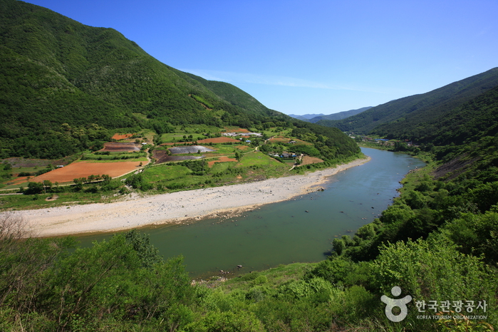 Rivière Donggang (동강 - 영월)