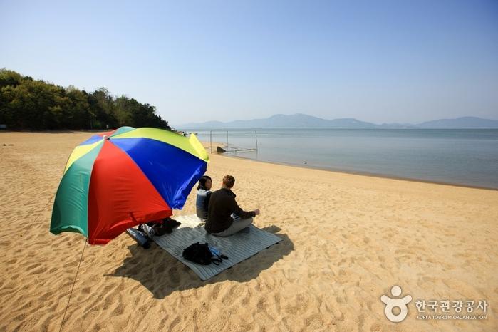 Пляж Суги (수기해변)2