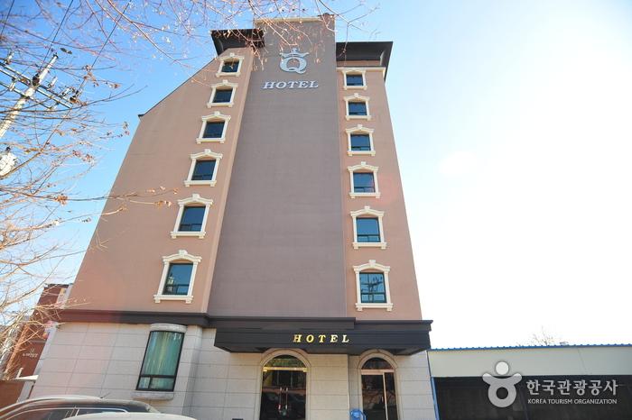 Q Hotel - Goodstay (큐(Q)호텔(퀸하우스))
