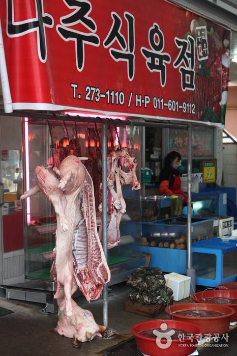 목포 동부시장