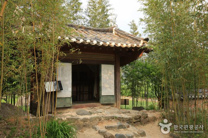 Casa del Aristócrata Choi (최참판댁)28