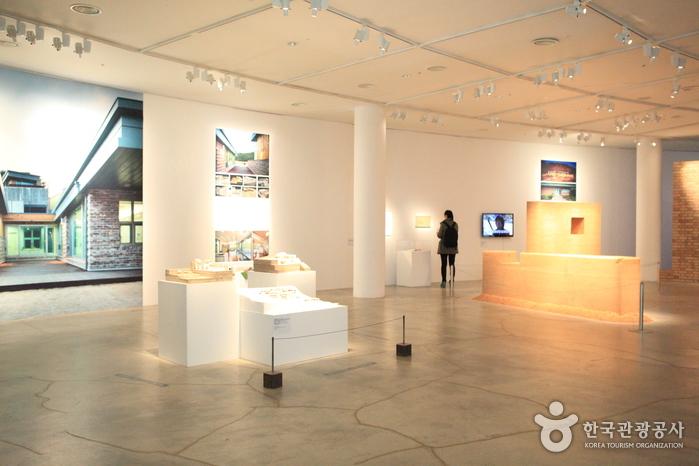 Museo de Arte Clayarch de Gimhae (클레이아크 김해미술관)