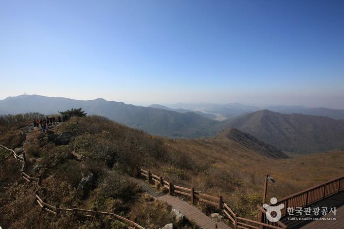 Duryunsan Provincial Park (두륜산도립공원)