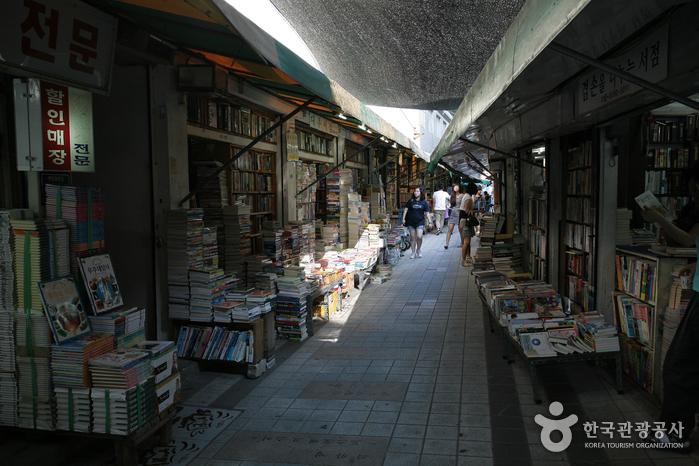 寶水洞書店街(보수동 책방골목)16