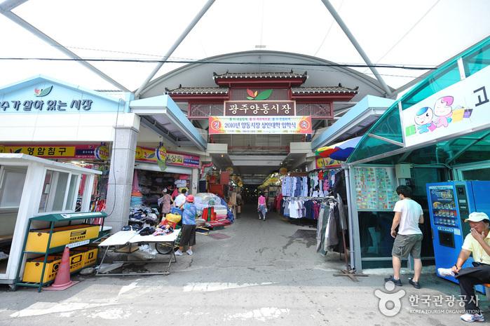 Yangdong Market (광주 양동시장)