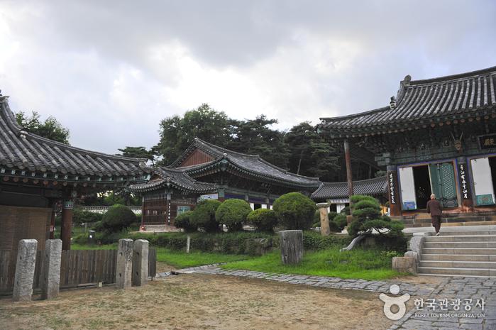 Yongjusa Temple (용주사(화성))