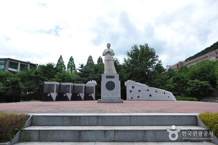 井邑詞文化公園(정읍사문화공원)