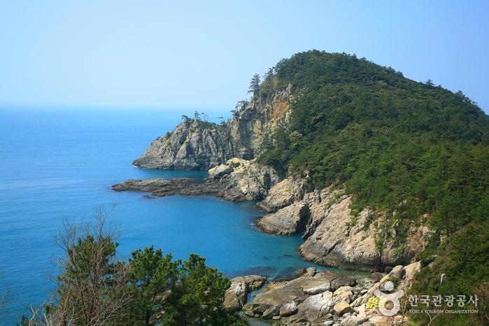 Insel Geumodo (금오도)