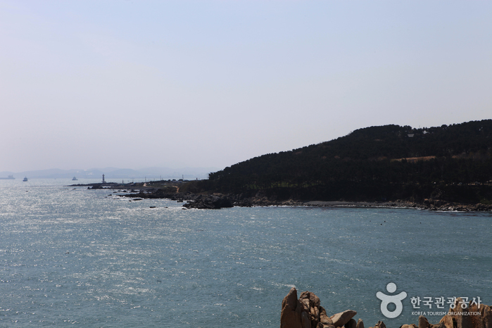 L'île Seuldo 슬도