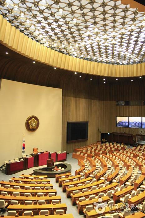 国会议事堂(국회의사당)