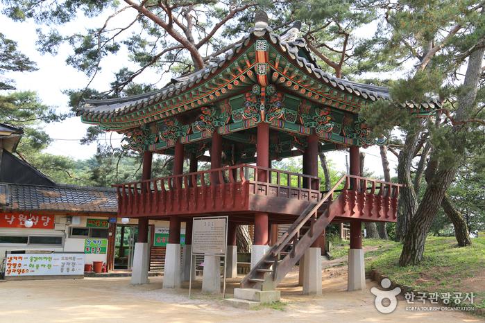 Водохранилище Ыйримчжи и лес Черим (제천 의림지와 제림)11