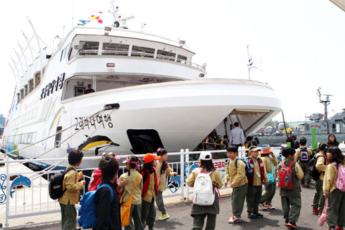 Jangsaengpo Whale Watching Cruise (장생포 고래바다여행선)