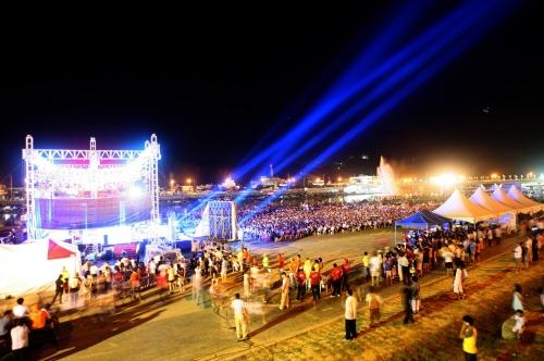 Festival del Agua Jeongnamjin de Jangheung (정남진장흥물축제)5
