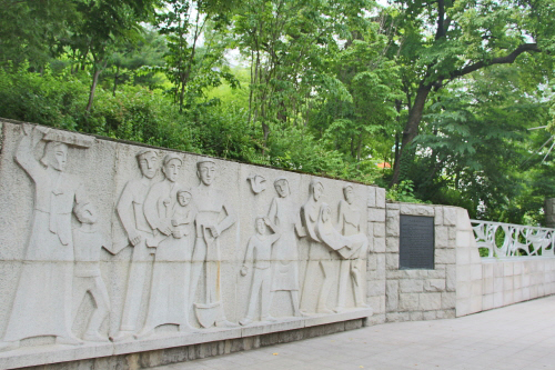 일성이준열사동상 사진7