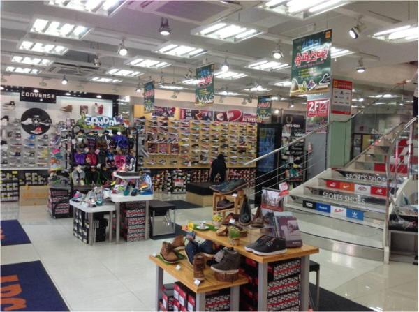 e6b2a9f1f20027 ABC-Mart - Jeju Chilseong Branch (ABC-MART 제주칠성점) ...