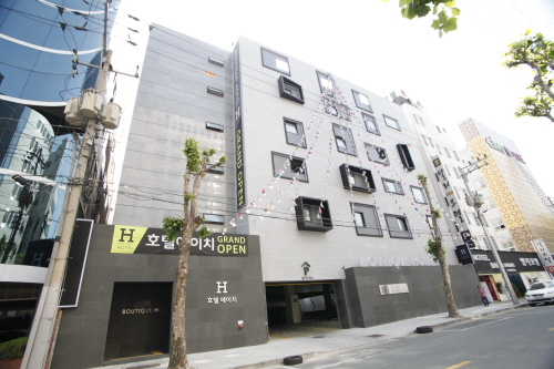 Hotel H - Goodstay (호텔에이치 [우수숙박시설 굿스테이])