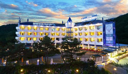 ベニキアスイスローゼンホテル(베니키아 스위스로젠호텔)