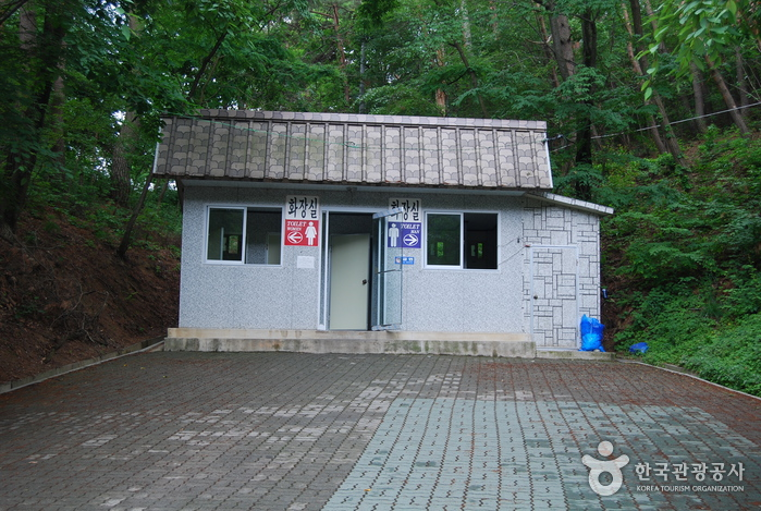 Hajodae Unmanned Light House (하조대 무인등대)