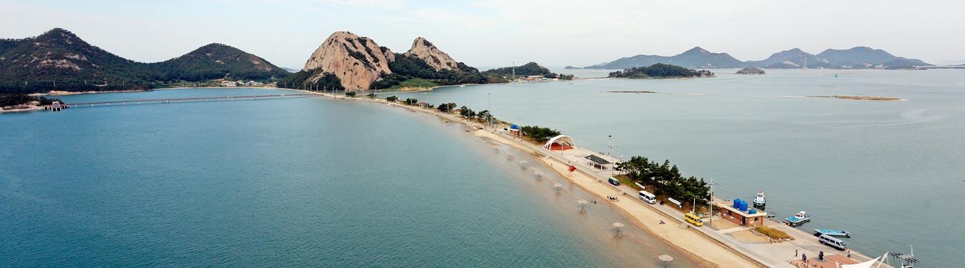 섬, 바다, 낭만 가득한 선유도 여행