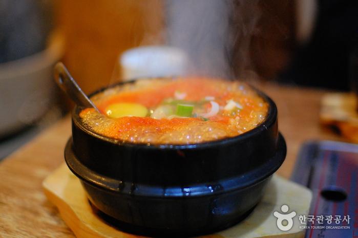 전주유할머니비빔밥