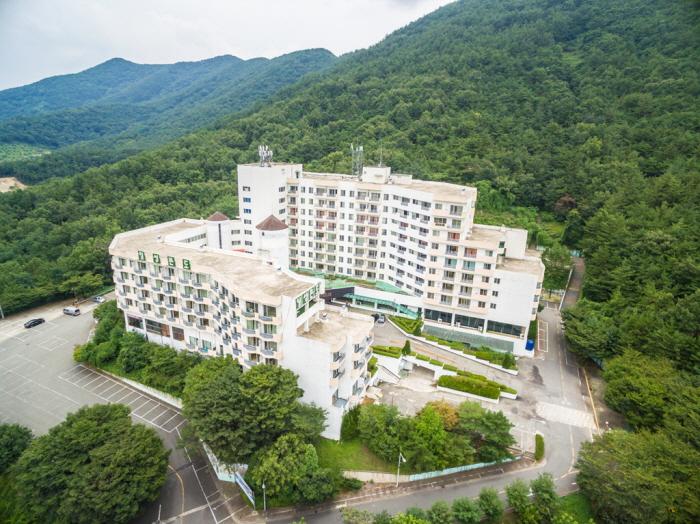 イルソン釜谷温泉コンド&リゾート(일성부곡온천콘도&리조트)