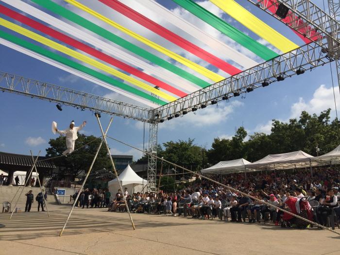 서울무형문화축제 2017  사진6